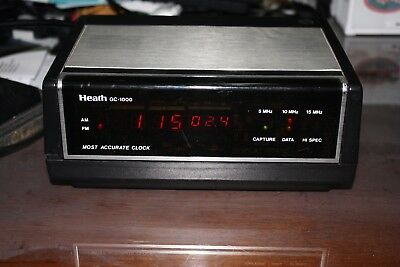 Heathkit  GC-1000 Most Accurate Clock