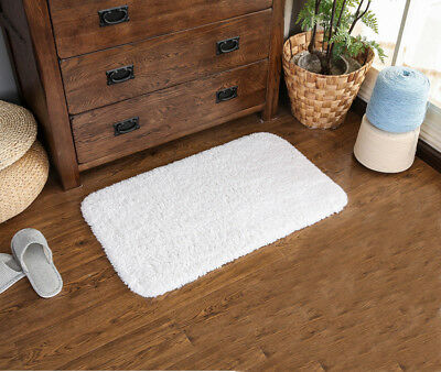 Hotel Collection Cotton Reversible Bath Area Rug 100 Mat Bathroom