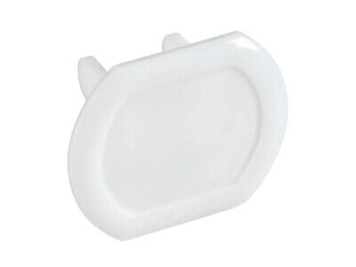 "National Hardware 12-Pack 2"" White Outlet Plugs- N259-333 (3 Packs)"