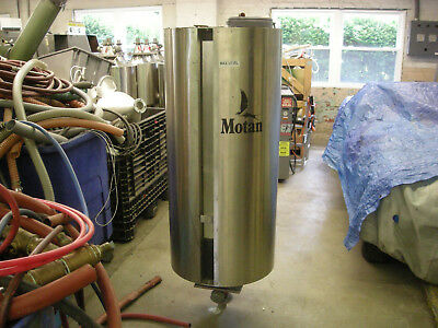 Motan Drying Hopper, 200 lb.