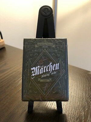 Marchen Schwarzwald Playing Cards - Limited Edition to 2000