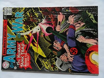 OUR ARMY AT WAR #156 (1965) SGT ROCK/EASY COMPANY combine shipping FINE