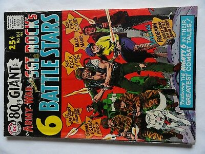 OUR ARMY AT WAR #164 (1966) 80 page giantSGT ROCK/EASY COMPANY combine shipping