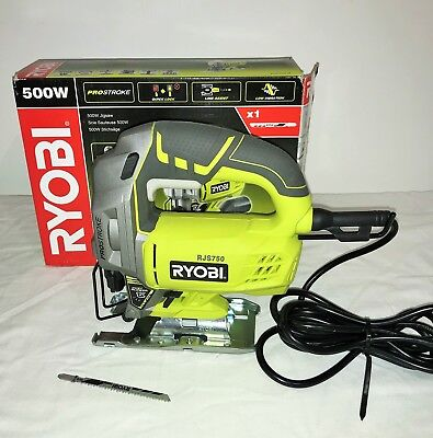 Ryobi rjs750 g 500w jigsaw spares or repairs working but will ryobi rjs750 g 500w jigsaw spares or repairs working but will not hold keyboard keysfo Gallery