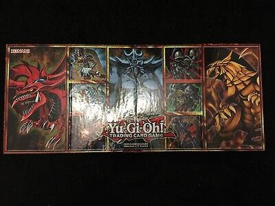 YUGIOH!! Legendary Collection 1 Spielmatte/Spielbrett/Playmat! Top! Doppelseitig