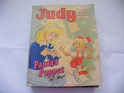 Judy Picture Story Library For Girls 211