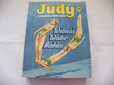 Judy Picture Story Library For Girls 258