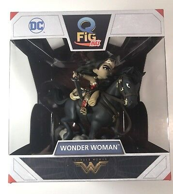 New Wonder Woman on a Horse Figure - DC Comics - Q Fig Max Collectible