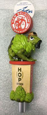 New SMALL NEW BELGIUM BREWING HOP KITCHEN Beer Tap Handle New the In Wrapper