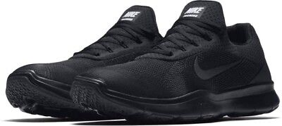 0b74c7ca1184 Nike Men s Shoes Free Trainer V7 TB Triple Black Running Shoe 898051-003 Sz  8