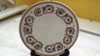 Side Plate  In Venetia By Susie Cooper  An Abstract Pattern