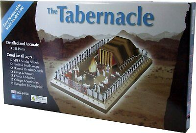 The Tabernacle Model Kit by Vision Video BRAND NEW