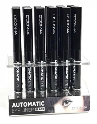 Eyeliner Automatic Automatico A Penna Black Nero Waterproof Permanente