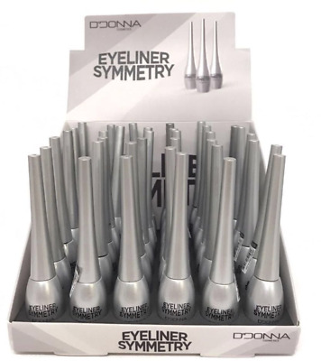 Eyeliner Simmetry  Black Nero Waterproof Permanente Intenso Nuovo