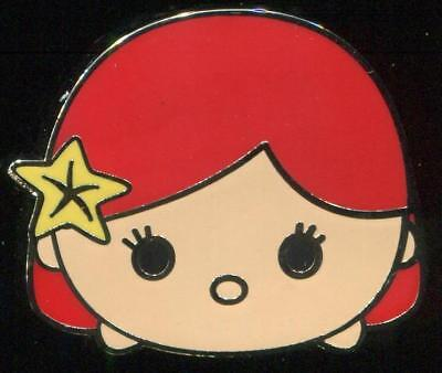 AUTHENTIC Tsum Tsums Mystery Series 4 Ariel Little Mermaid Disney Pin 123204