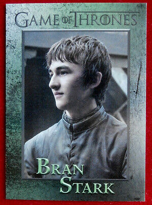 GAME OF THRONES - Season 6 - Card #51 - BRAN STARK - Rittenhouse 2017