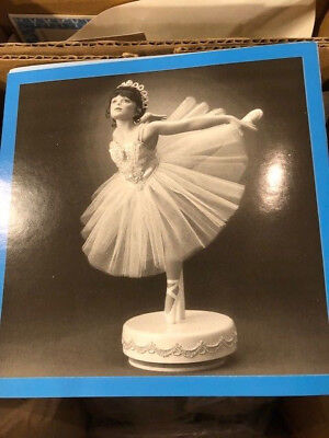 "BNIB Ashton Drake Beauty and Grace Collection Porcelain ""Patrice"" Ballerina Doll"