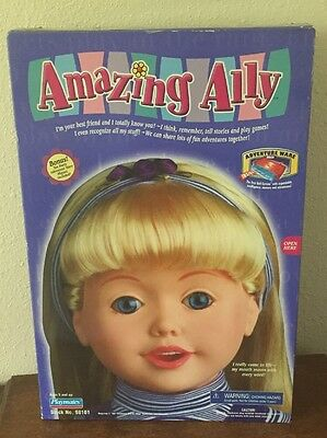 AMAZING ALLY and MADDIE Interactive Doll and accessory packs