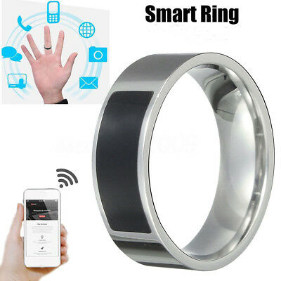 NFC Smart Wearable Ring New Technology For Windows IOS Android Cellpnone
