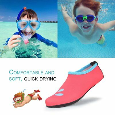 SABOLAY Children Outdoor Swimming Shoes Breathable Beach Socks Water Shoes F7