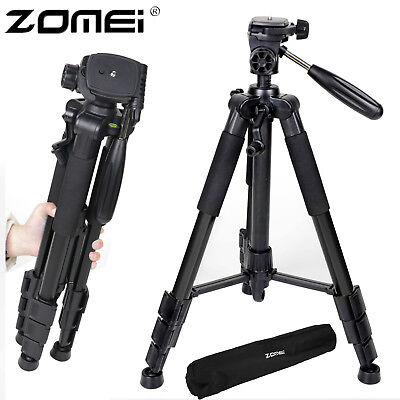Zomei Q111 Professional Heavy Duty Aluminium Tripod&Pan Head for DSLR Camera US