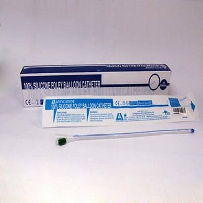 ALL SILICONE FOLEY CATHETER 2WAY 14FG 5mL
