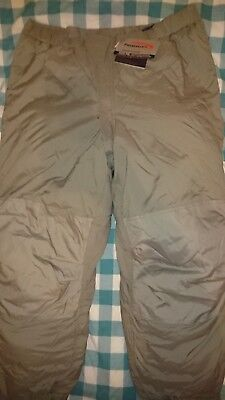 New Army Gen III ECWCS Level 7 Pants Large Regular ADS Primaloft Cold Weather