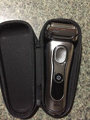 Braun Series 9  , Brand New,  Shaver , Case and Charger Only.