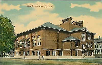 GRANVILLE NY – High School