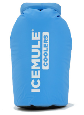 Cooler 10L Bag IceMule Soft Blue Classic Backpack Small Portable Leak Proof Camp
