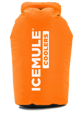 Cooler 10L Bag IceMule Soft Orange Classic Backpack Small Portable Leak Proof