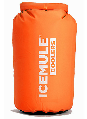 Cooler 15L Bag IceMule Soft Orange Classic Backpack Medium Leak Proof Portable