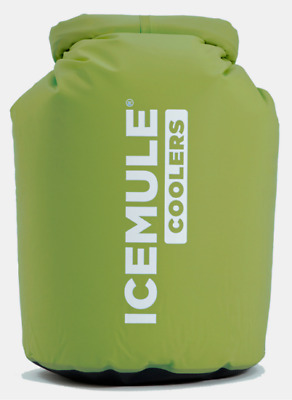 Cooler 20L Bag IceMule Classic Backpack Soft Green Large Leak Proof Camping