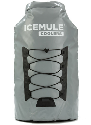 Cooler 40L Bag IceMule Pro XXL Backpack Soft Grey Proof Leak Travel Portable