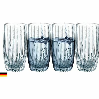 Nachtmann Crystal - Prestige High Ball 340ml Set of 4 (Made in Germany)