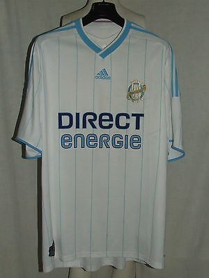 SOCCER JERSEY TRIKOT CAMISETA MAILLOT OLYMPIQUE MARSEILLE MARSEILLE size XXL
