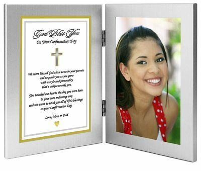 Confirmation Gift from Parents - Confirmation Poem for Daughter or Son in a -