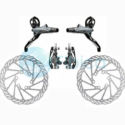 New Avid Elixir 7 Mountain Hydraulic Disc Brake R&L G3 set