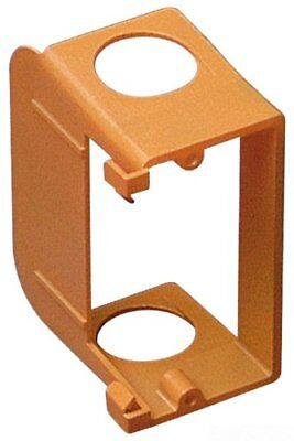Carlon SC100SC Outlet Box Low Voltage Bracket, Add-On, 1 Gang, 3.68-Inch Length