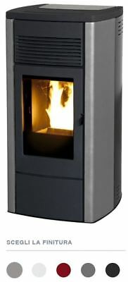 Stufa Pellet Star Air Mcz 8,1 Kw