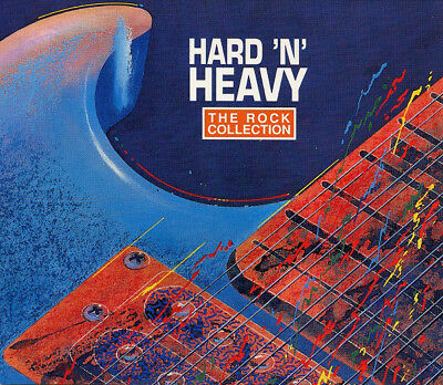 Various - The Rock Collection: Hard 'N' Heavy (CD)