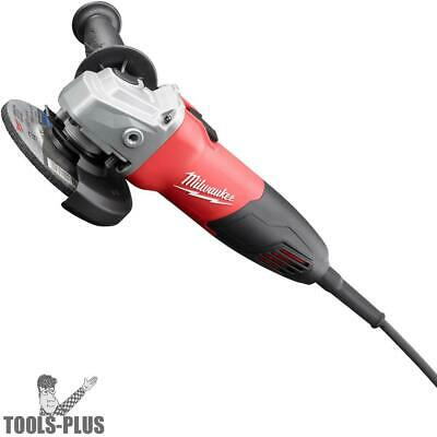 "Milwaukee 6130-33 4-1/2"" 7 Amp Small Angle Grinder New"