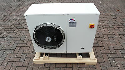 New 2.0Hp Low Noise Housed Condensing Unit, Copeland Scroll R404A, 240V, Chiller