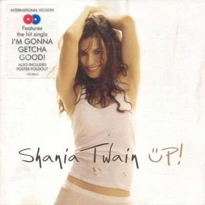Shania Twain - Up! (CD)