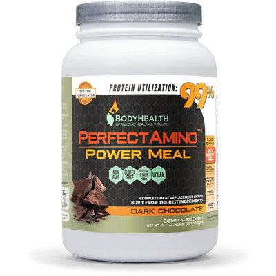 Perfect Amino Power Meal - Chocolate Meal Replacement Shake