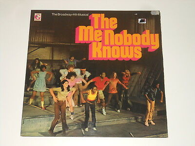Donna Summer - Gayn Pierre - The Me Nobody Knows - 1970 LP - Global 6306 910