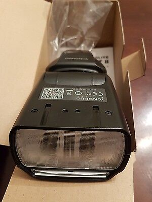 Yongnuo Speedlite YN600EX-RT II for Canon Cameras