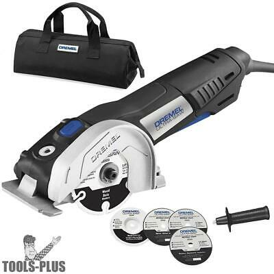 Dremel US40-DR 7.5 Amp Motor 4 in. Ultra-Saw Tool Kit Reconditioned