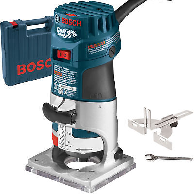Bosch Tools PR20EVSK 1HP Colt Variable Speed Electronic Palm Router Kit