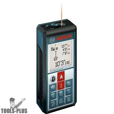 Bosch Tools GLM100C-RT Bluetooth 330' Li-Ion Laser Distance + Angle Measure